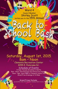 Ward IV Back to School Bash (2)