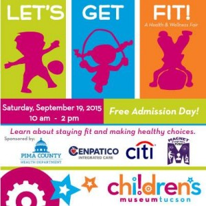 Color Me Fit Flyer